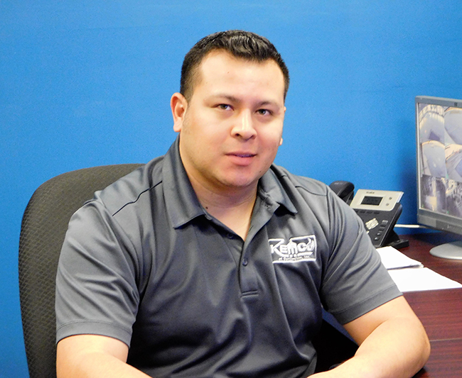 kemco of burlington nc controls manager