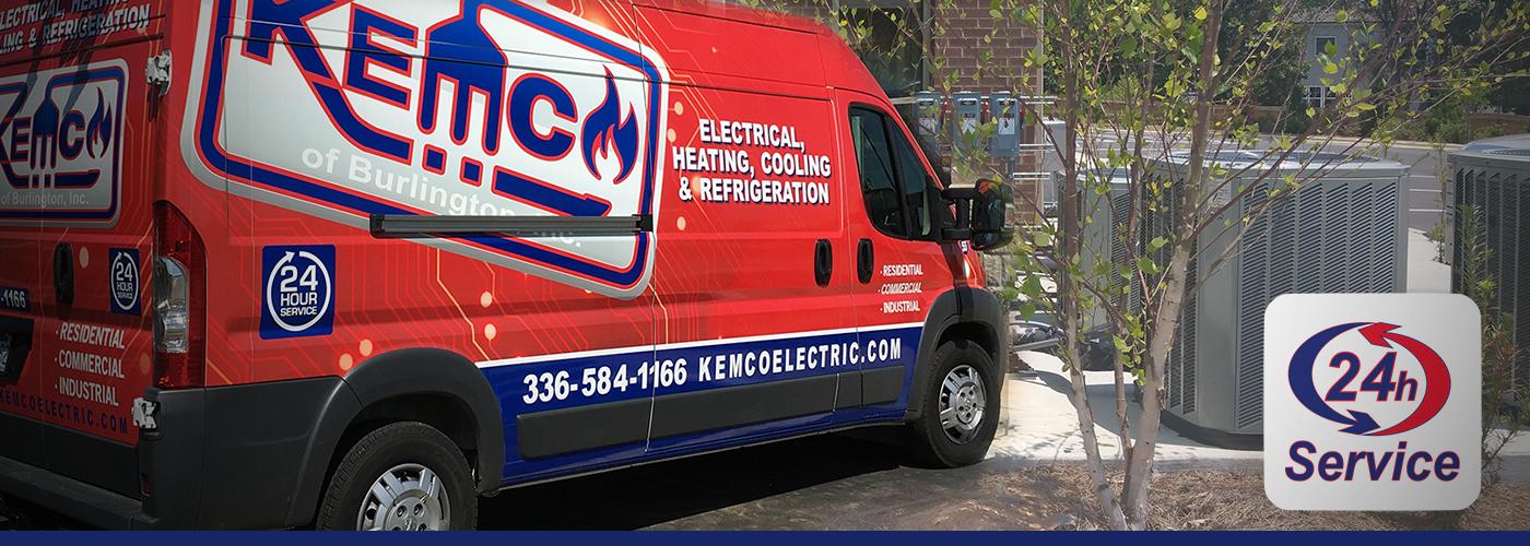 Local Air Conditioning Company | Burlington NC
