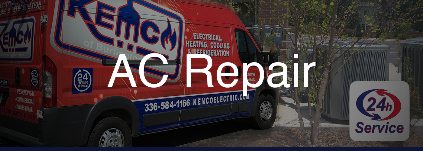 ac repair service Burlington, NC