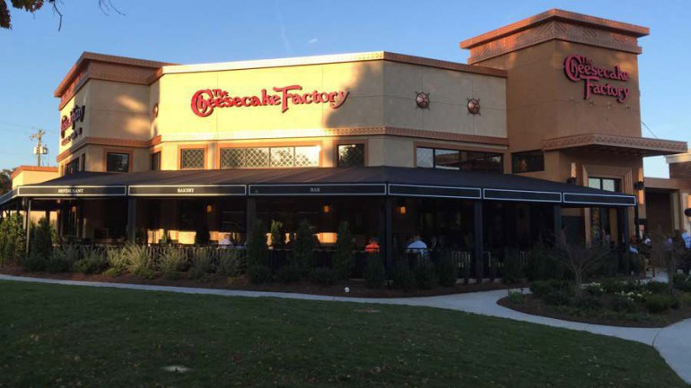 Greensboro, NC cheesecake factory